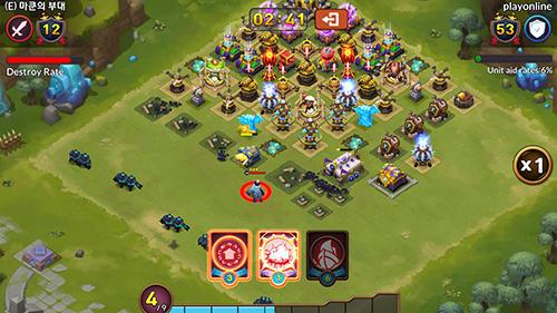 Champions of war screenshot 1