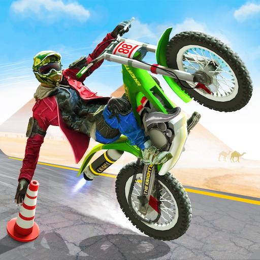 Bike Stunt 2 New Motorcycle Game - New Games 2020 ícone