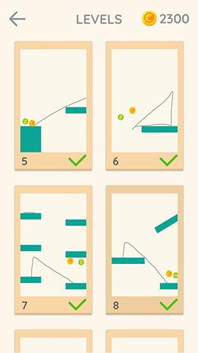 Logikspiele Draw lines für das Smartphone