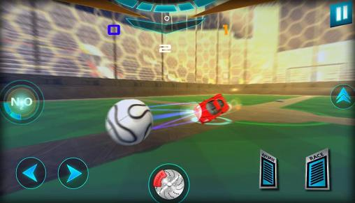 Arcade games Olympic soccer league for smartphone