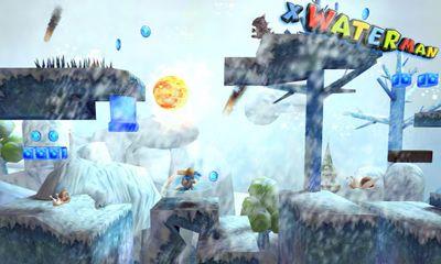 3D X WaterMan Screenshot