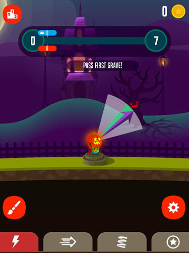 Super ball heroes für Android