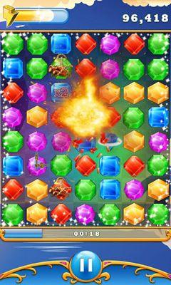 Diamond Blast capture d'écran 1