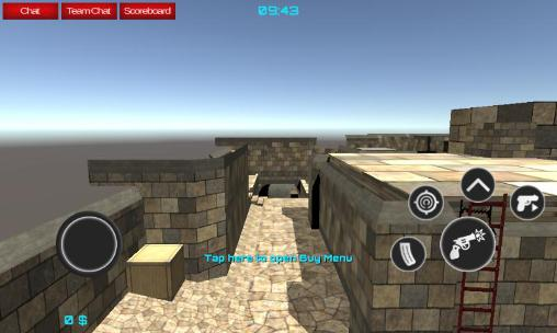 Counter terrorist strike force para Android