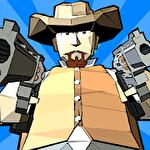 Deadland cowboy: Zombie bone killer icône
