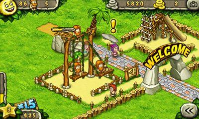 Prehistoric Park screenshots
