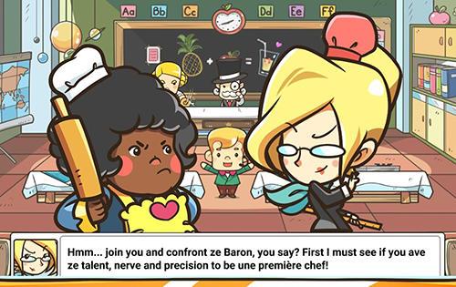 RPG Chef wars für das Smartphone