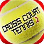 Cross court tennis 2 icono