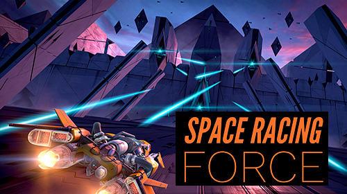 Space racing force 3D screenshot 1