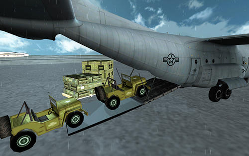 Cargo airplane simulator 2017 für Android