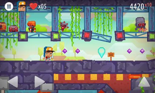 Createrria 2: Craft your games! für Android