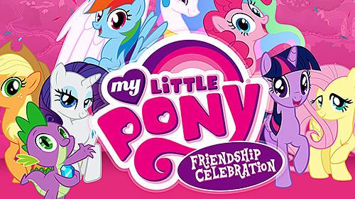 My little pony: Friendship celebration screenshot 1