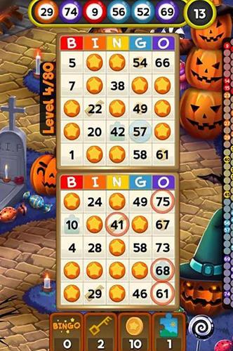 Bingo quest: Halloween holiday fever screenshots