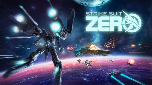 Strike suit zero capture d'écran 1