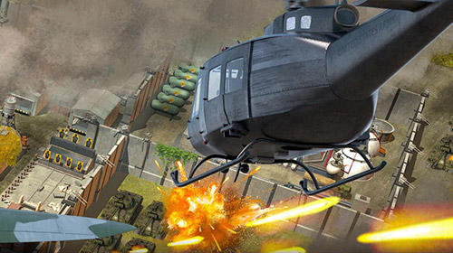 World war rising capture d'écran 1