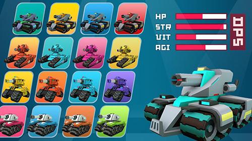 Arcade Tankr.io for smartphone