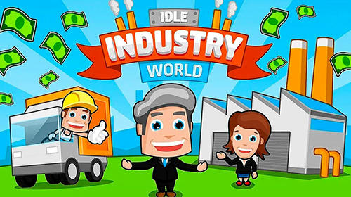 Idle industry world capture d'écran 1
