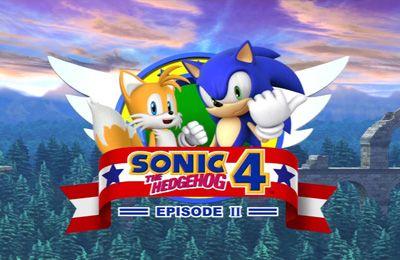 logo Sonic el Erizo 4. Episodio 2