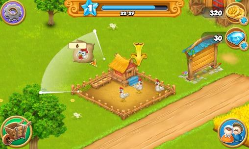 Farm village para Android