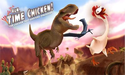 Run, Time Chicken! captura de tela 1