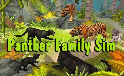 Panther family sim capture d'écran 1