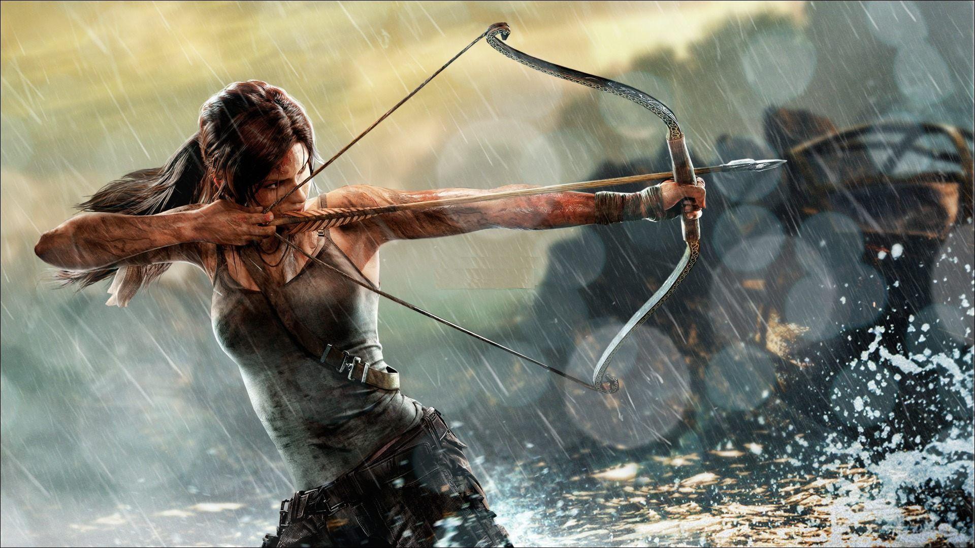 Jogos sobre Lara Croft para Android