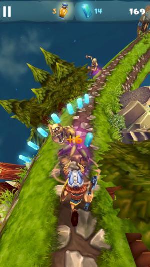 Asgard run screenshot 2