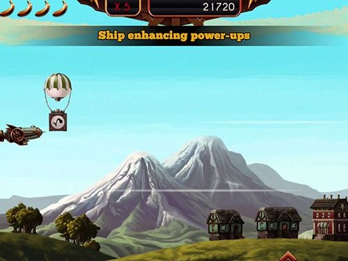 Captura de tela Assalto de Macaco: Cheio de bananas no iPhone
