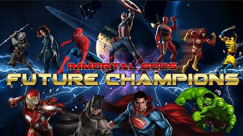 Immortal gods 2: Grand superhero arena ring battle Symbol