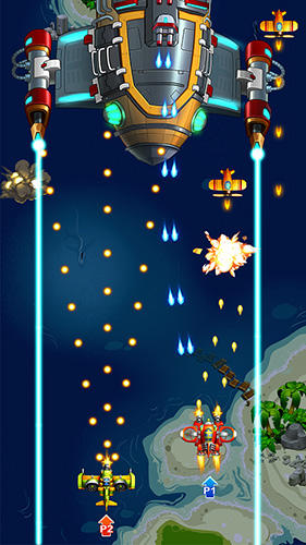 Flying games Air force X: Warfare shooting games in English