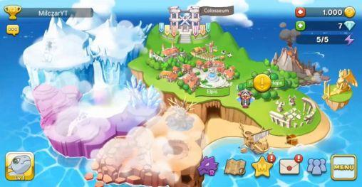 Dragon village 2: Beyond borders für Android
