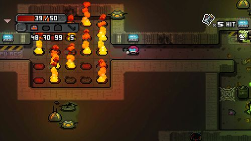Space grunts for iPhone