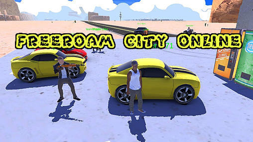 Freeroam city online скріншот 1