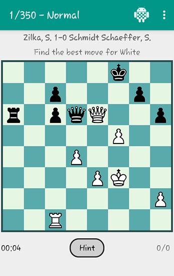 iChess: Chess puzzles für Android