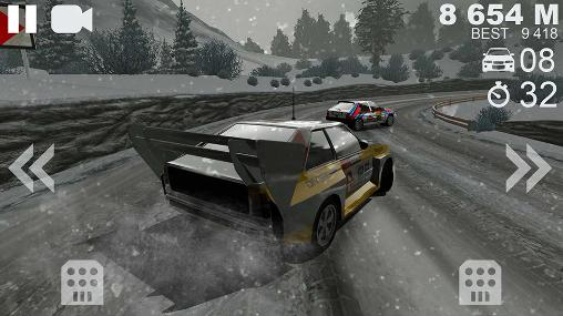 Rally racer: Unlocked for Android