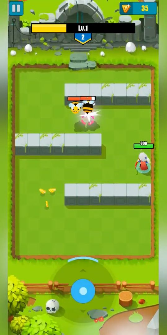 Hunter Hero - Arcade Archer Shooter screenshot 1