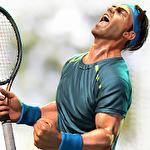 Ultimate tennis Symbol