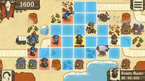 Lost frontier para Android