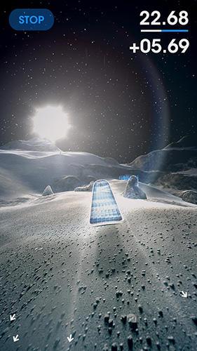 Лунный серфинг