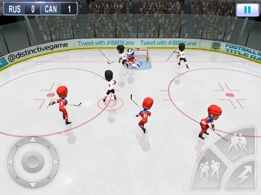 Patrick Kane's arcade hockey für Android