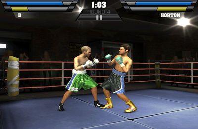 Fight Night Champion in Russian