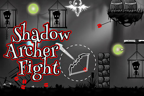 Иконка Shadow archer fight: Bow and arrow games