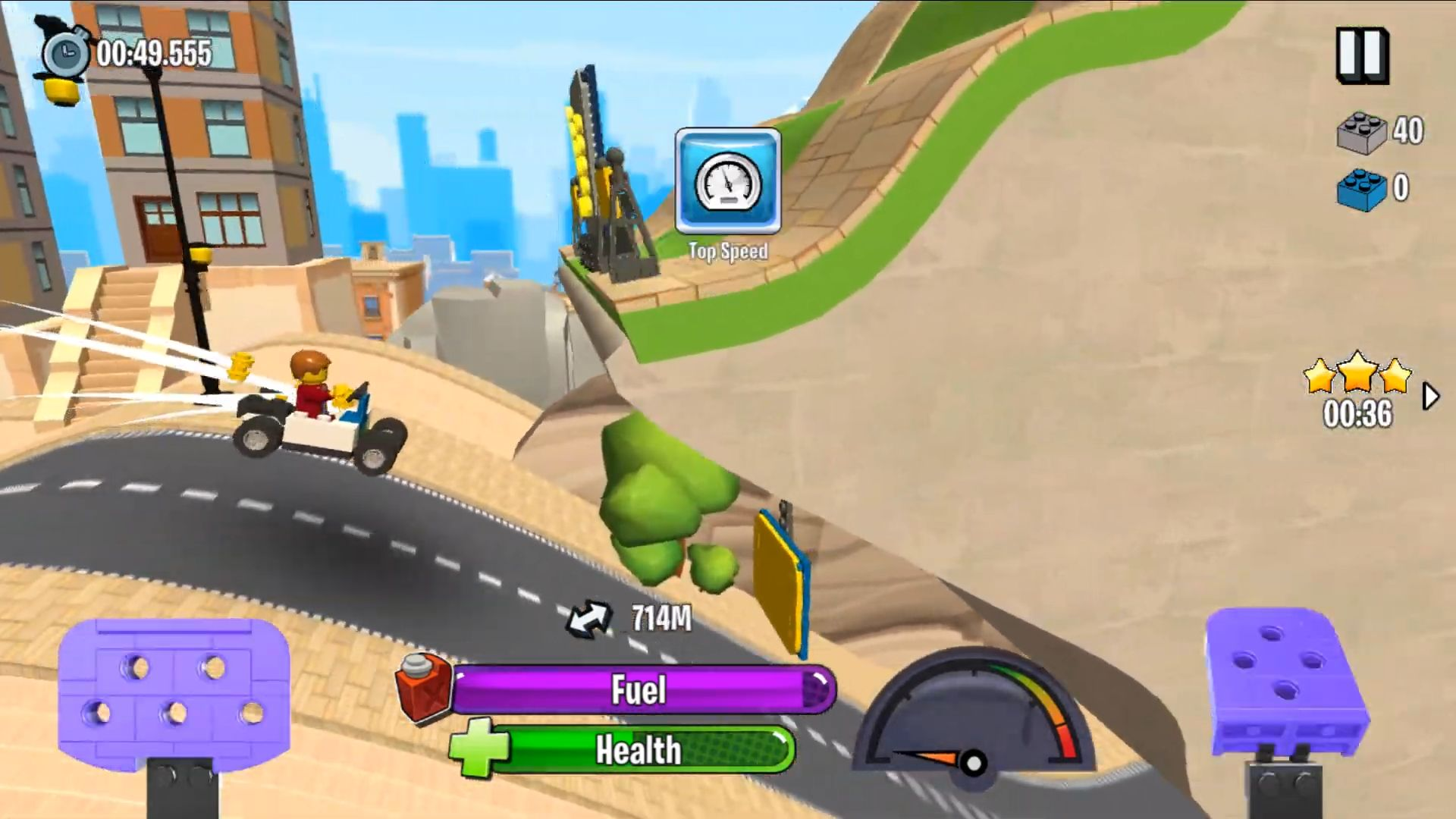 LEGO® Racing Adventures para Android