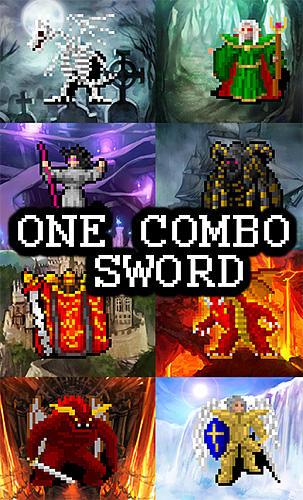 One combo sword: Grow your sword captura de pantalla 1