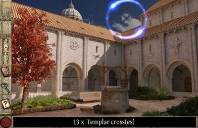 Screenshot Geheimnisse von Vatikan - Erweiterte Edition auf dem iPhone