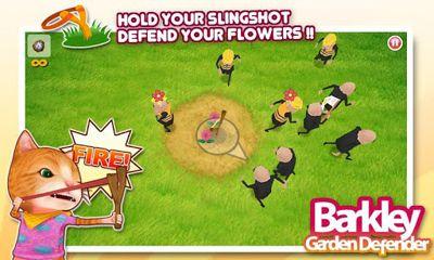 Barkley Garden Defender icône