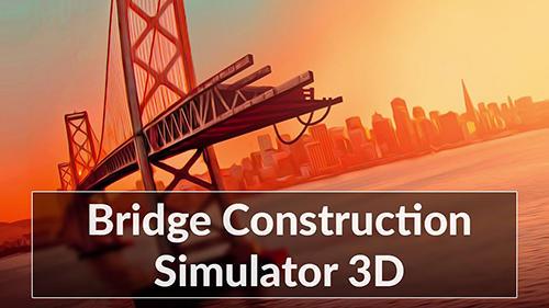 Bridge construction simulator screenshot 1