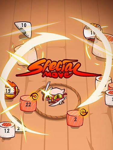 Arcade-Spiele Shuriken master! für das Smartphone