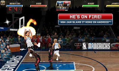 Deportes NBA JAM en español