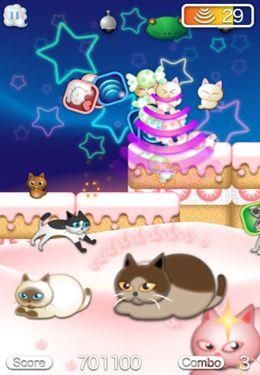 Screenshot Rette die Katzen auf dem iPhone